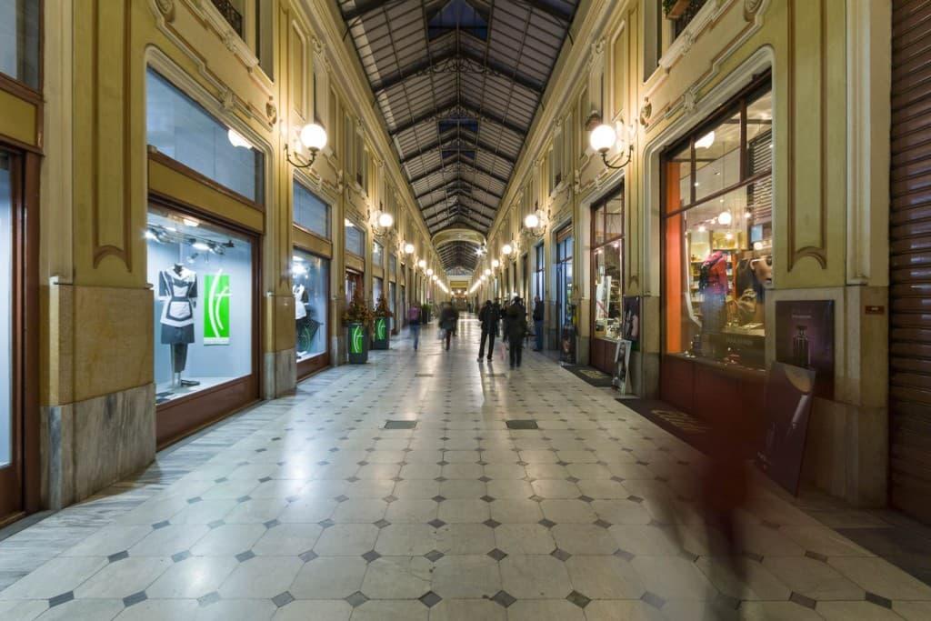 Galleria Umberto I – Turin, Italy