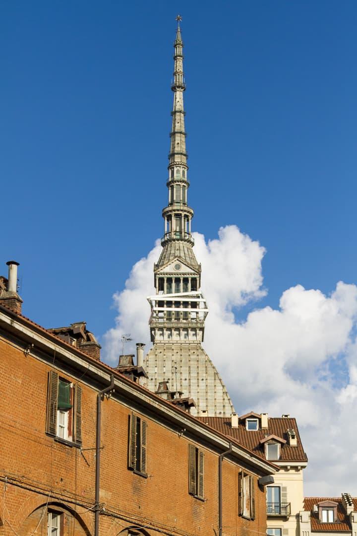 Mole Antonelliana – Turin, Italy