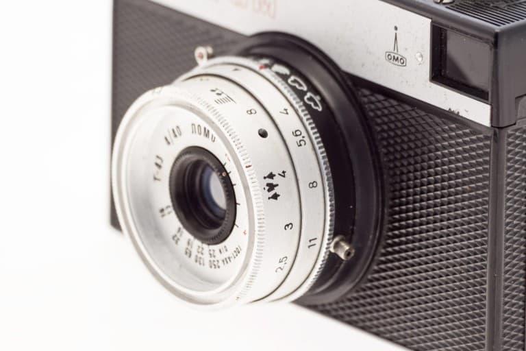 Smena 8M (Смена 8М) – Soviet 35mm Film Camera