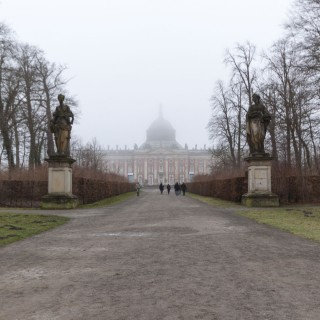 Rehgarten and Neues Palais, Potsdam – Germany