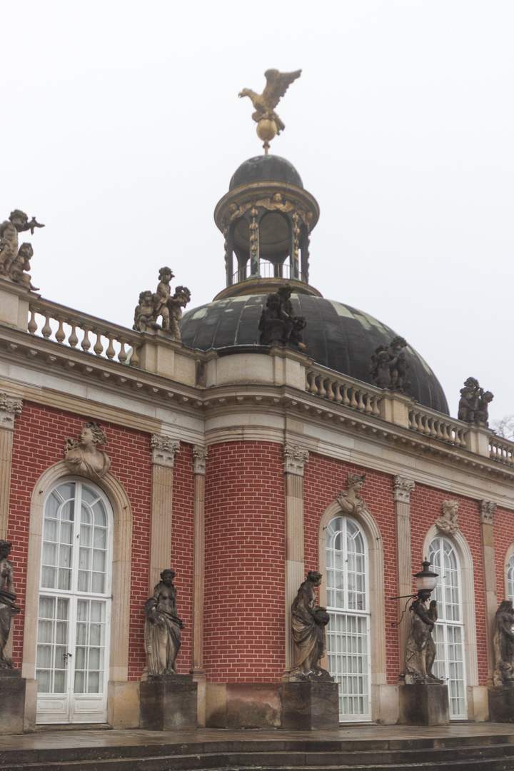 Neues Palais, Potsdam – Germany