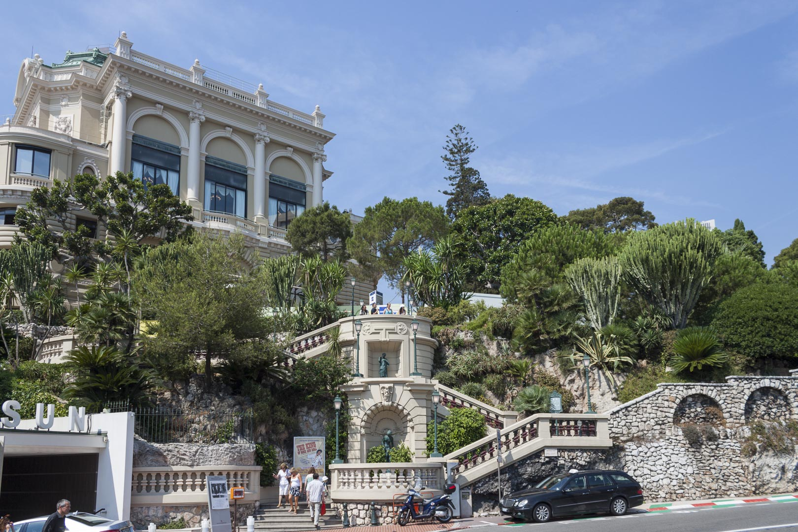 Monte Carlo – Principality of Monaco
