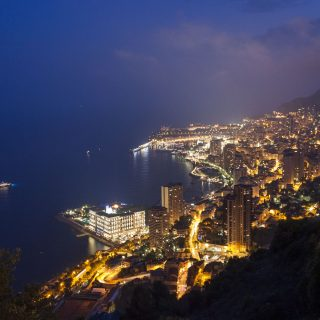 Monte Carlo by Night – Principality of Monaco
