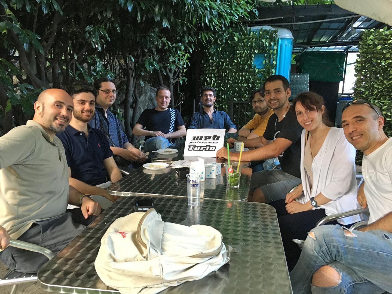 Primo incontro di Turin Web Performance Group – Fluido Torino 30-06-2016