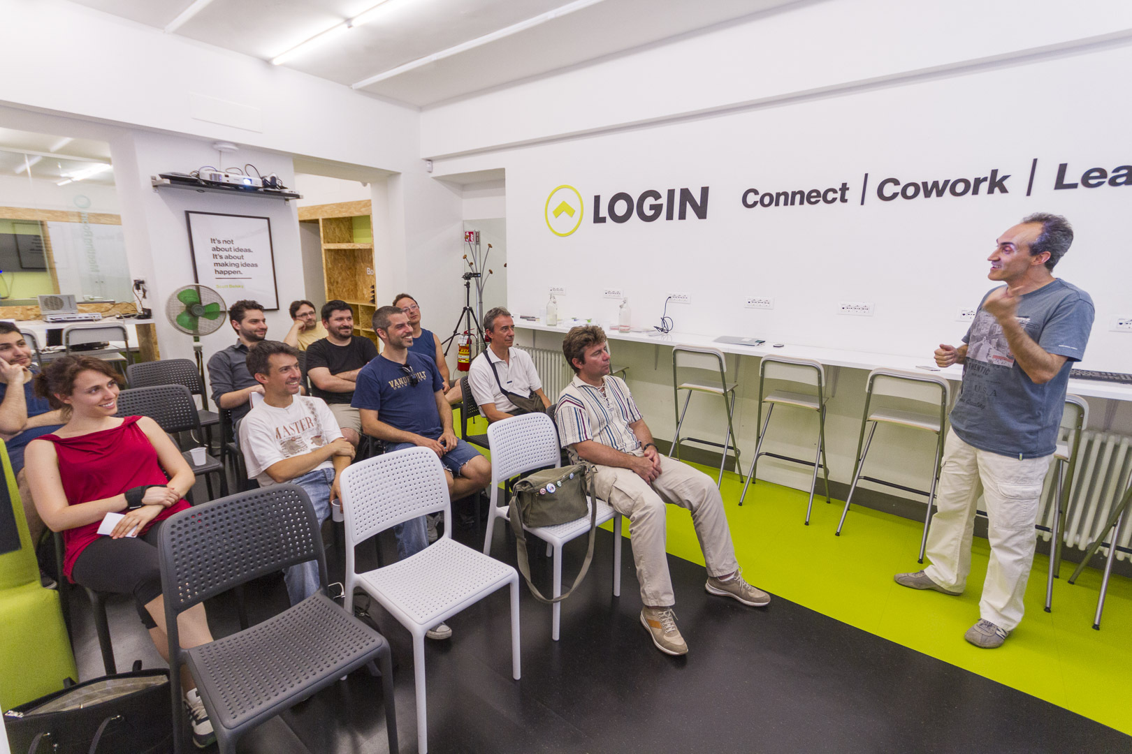 2° incontro di Turin Web Performance Group sul protocollo HTTP/2 by Simone Bordet – Coworking Login Torino 20-07-2016