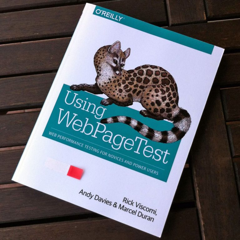 Libro Using WebPageTest di Rick Viscomi, A. Davies e M. Duran