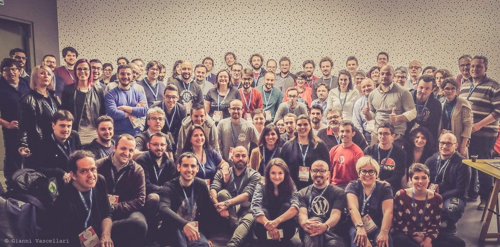 WordPress community al Contributor Day del WordCamp Torino 2016